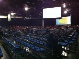 Hall H SDCC 2011
