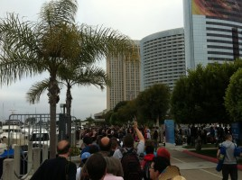 The line for 2012 Pre-Registration