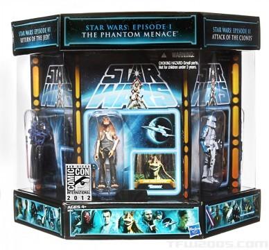 Star Wars SDCC Carbonite Chamber Toyark.com