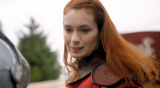 Felicia Day on CW's Supernatural