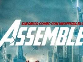 SDCCBlog Assemble! avengers