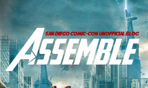SDCCBlog Assemble!