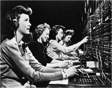 Switchboard Operatiors