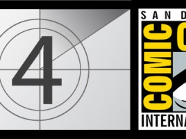 Countdown to SDCC - Four Months and Counting!