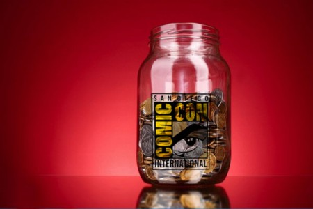 Create a budget for SDCC