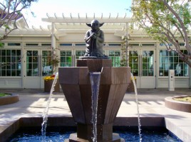 Yoda at Lucasfilm Campus