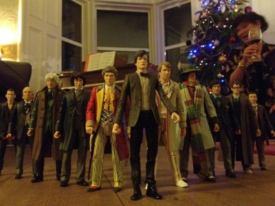 Invasion Of The Doctors by easylocum, on Flickr