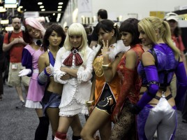 SDCC 2012 by PatLoika, on Flickr
