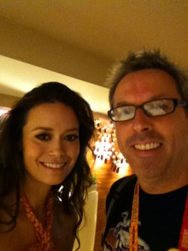 Me and Summer Glau