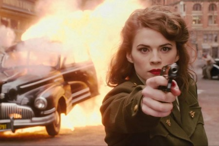Peggy Carter in the next Marvel One-Shot at SDCC?