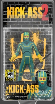 NECA SDCC 2013 Exclusive Kick Ass 2
