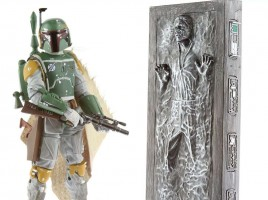 Star Wars Black Series Boba Fett 2013 Hasbro Exclusive
