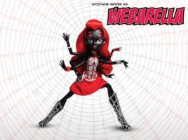 Wydowna Spider as Webarella Monster High SDCC Exclusive