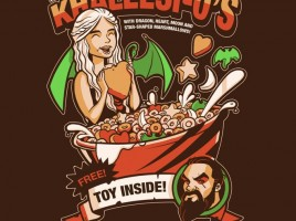 Hearty Khaleesi-O's RIPT Apparel