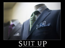suit up by brennuskrux, on Flickr