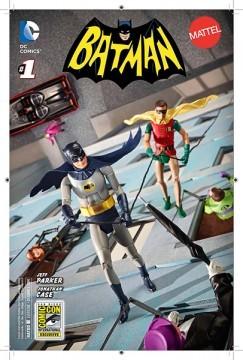 Batman 66 SDCC Variant Mattel