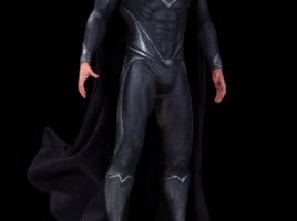 DC Collectibles Man of Steel Black 1-6 SDCC Exclusive