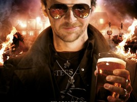 The Worlds End Character Poster