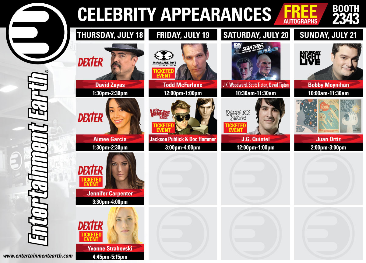 Celebrity-Appearances