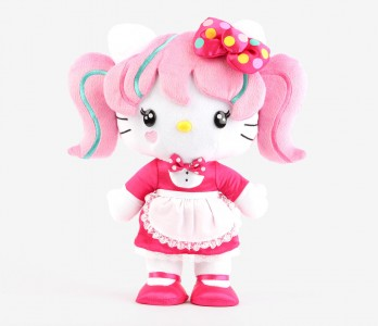 Hello Kitty Japanimation - 12 in Standing Plush
