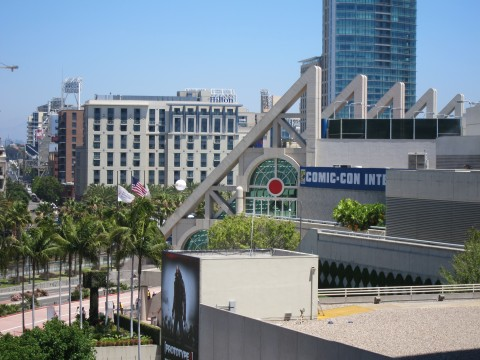 convention center gaslamp