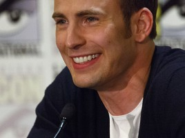 Chris Evans, Photo courtesy of GeekShotPhoto.com