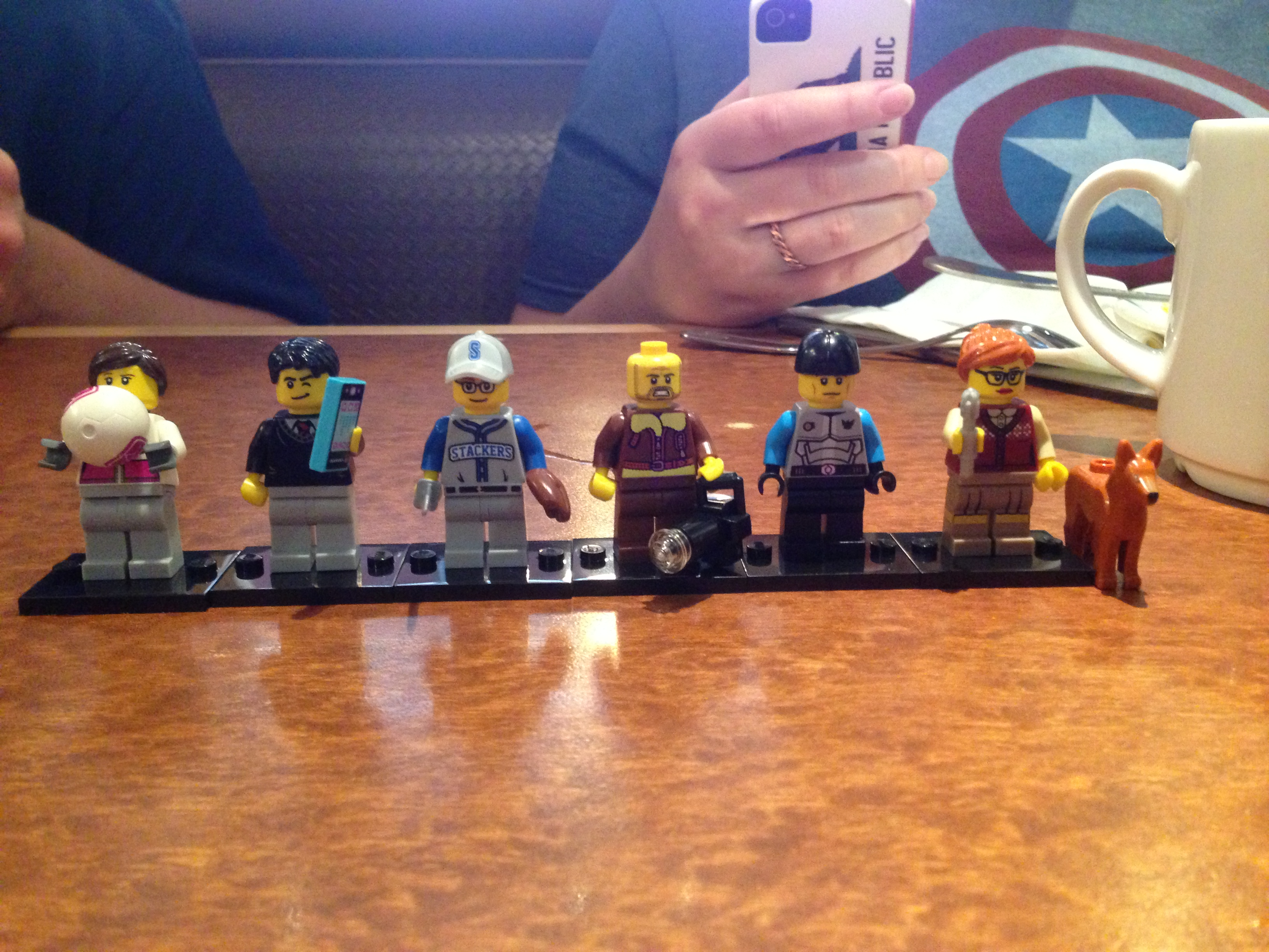 The SDCCBlog Team - SDCC 2013