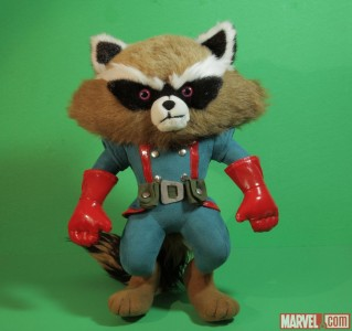 Rocket Racoon Marvel NYCC Exclusive