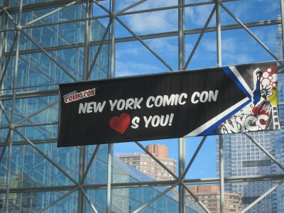 New York Comic-Con 2013