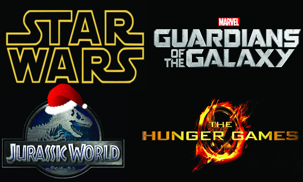Just a few of the things we're asking Santa to deliver to next year's Comic Con.
