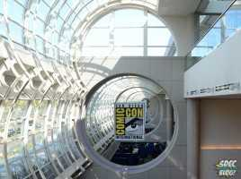 Comic Con Sign Convention Center