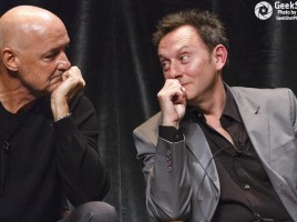 'Lost' stars Terry O'Quinn and Michael Emerson