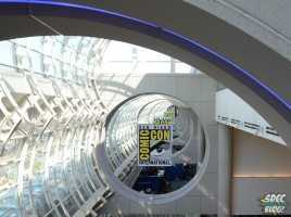 Comic Con Sign CCI