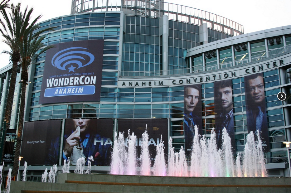 wondercon anaheim convention center 3