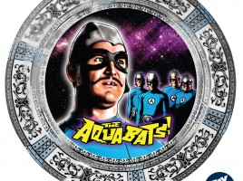 Aquabats SDCC 2014 Limited Edition Plate