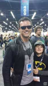Jason O'Mara, the voice of Batman in 'Son of Batman'