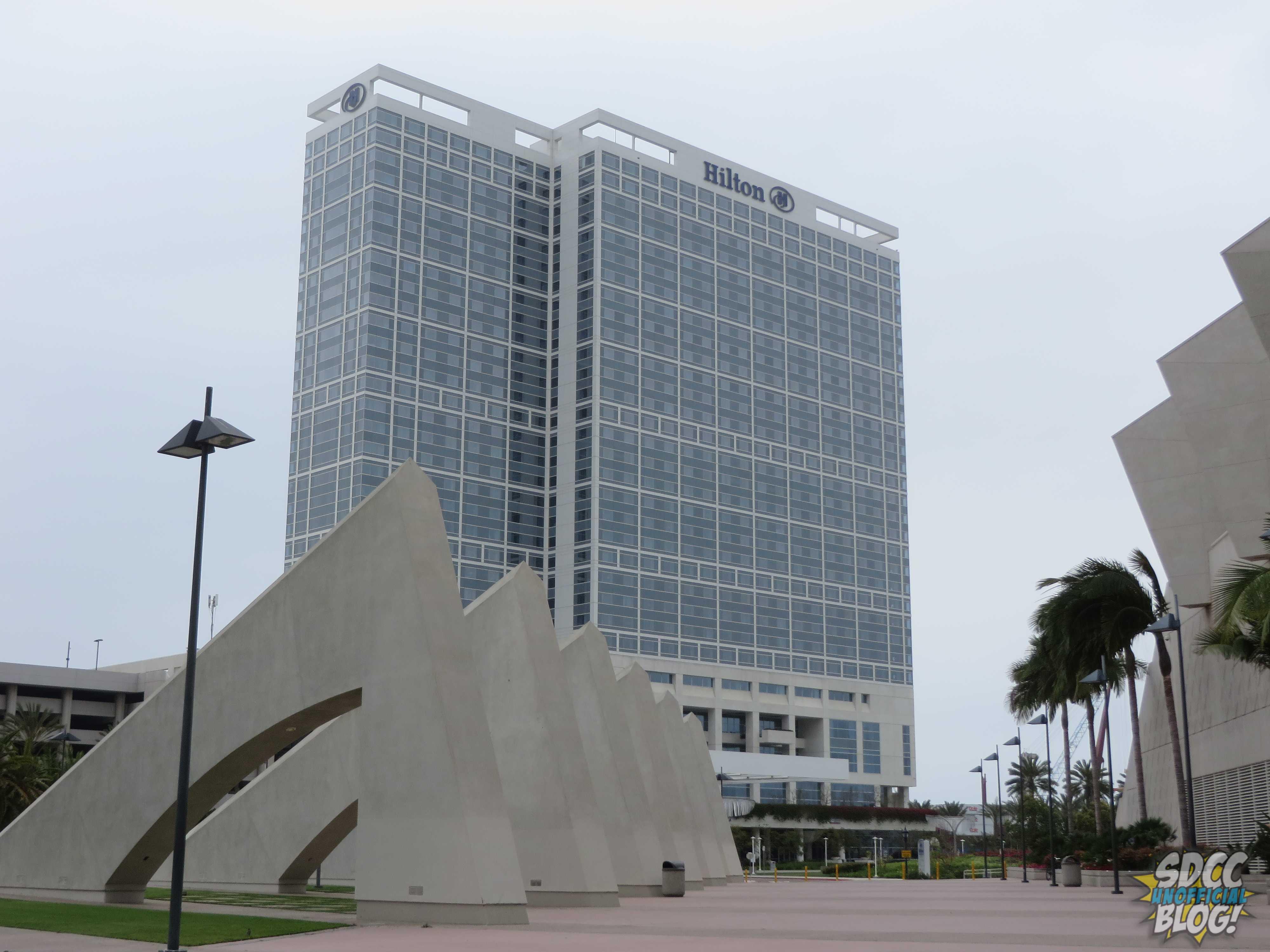 hilton bayfront hotel