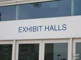 exhibit halls san diego convention center