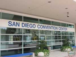 san diego convention center sign