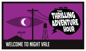 nightvale thrilling adventure hour