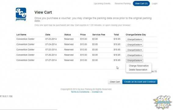 Users can make changes to the cart during the checkout process.