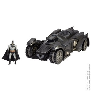 Batman™ Arkham Knight Batmobile - MattyCollector 2014 SDCC Exclusive