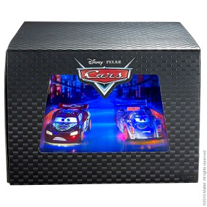 Disney•Pixar Cars 2014 Special Edition Neon Racers Gift Pack  - MattyCollector 2014 SDCC Exclusive