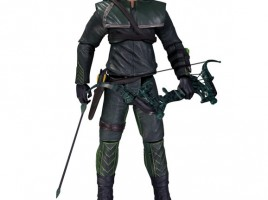 Arrow action figure, based on the Warner Bros. TV show on The CW