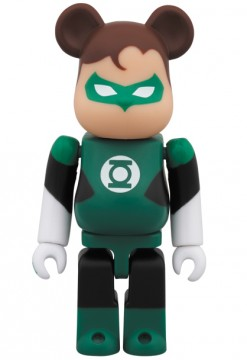 Diamond 2014 SDCC Exclusive - Be@rbrick Green Lantern