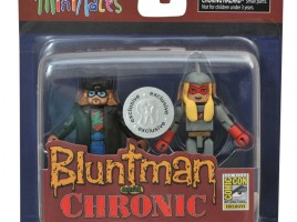 Bluntman & Chronic Minimates