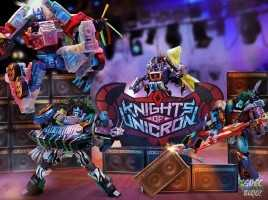 TRANSFORMERS 30TH ANNIVERSARY KNIGHTS OF UNICRON Set ($184.99)