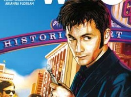 DOCTOR WHO: THE TENTH DOCTOR #1 SDCC EDITION