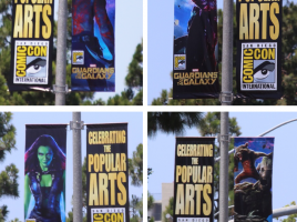 guardians of the galaxy gaslamp banners