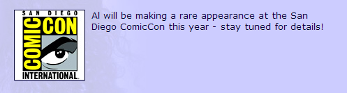 Weird Al is coming to Comic-Con!